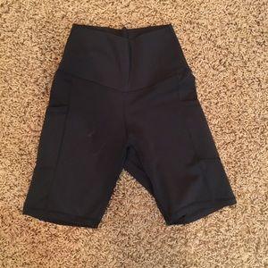 Shorts - Near new colorful koala long biker shorts